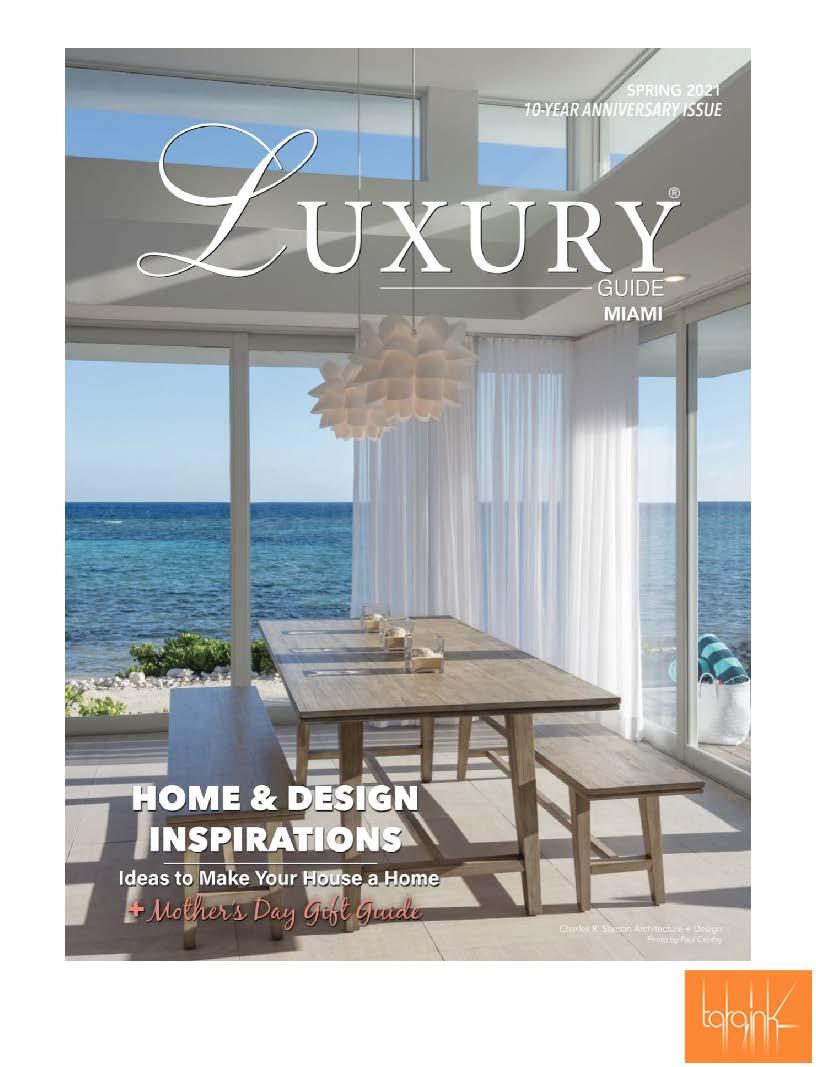 Dr. Roberta Del Campo Featured In Luxury Guide Magazine!
